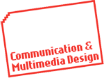 Communicatie & Multimediadesign (icoon)